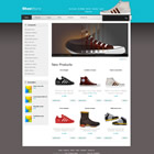 Theme Shoes html+ css
