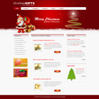 Theme Gift red html+ css
