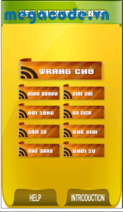Rss vnexpress.net bằng Android
