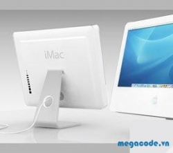 MODEL 3D model of Apple serials-iMac
