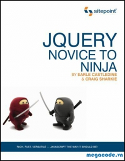 BOOK JQUERY tiếng việt hay