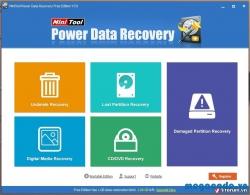 Phần mềm Power Data Recovery